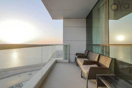 فلیٹ 2 غرفة نوم للبيع في جميرا بيتش ريزيدنس، دبي - Full Marina and Sea View | 2 Bed Plus Maid's Room
