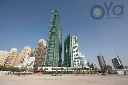 فلیٹ 2 غرفة نوم للايجار في جميرا بيتش ريزيدنس، دبي - 2 BR + M with Stunning Sea View | Vacant