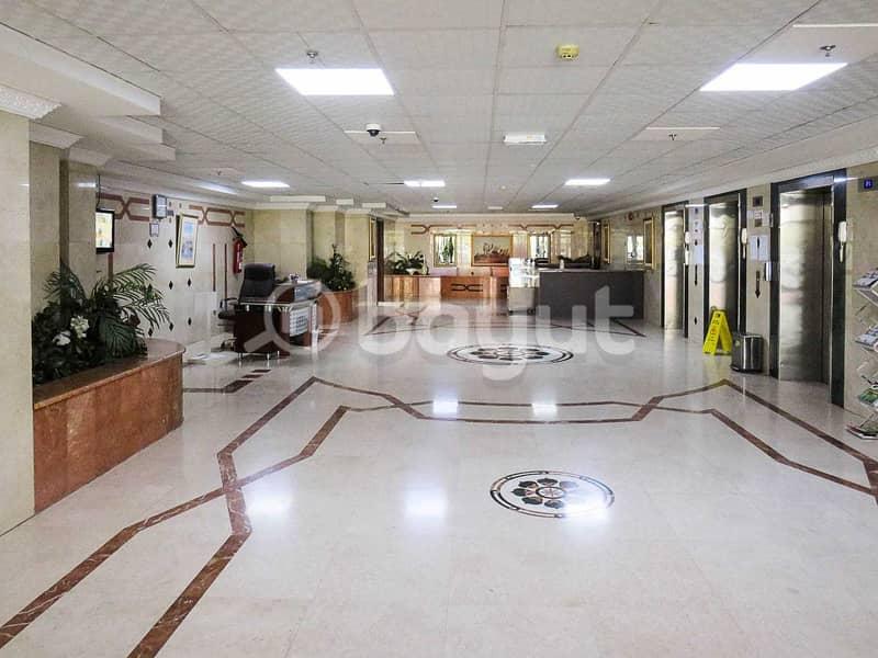 شقة في النهدة 1 النهدة 2 غرف 46000 درهم - 5008952