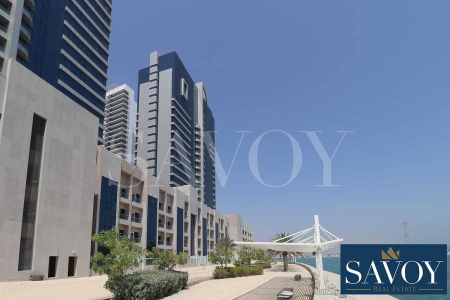 3BHK with Sea View