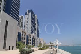 Eclipse  Twin Towers |Modern & New 2 BR | Sea View |Balcony