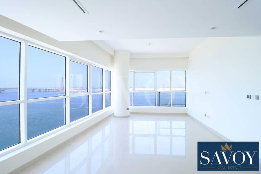2 Eclipse  Modern & New 2 BR   Sea View  Balcony