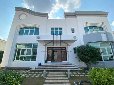 5 Bedroom Villa for Rent in Al Matar, Abu Dhabi - Ready to Move-in| Spacious Single Row Villa w/Pool