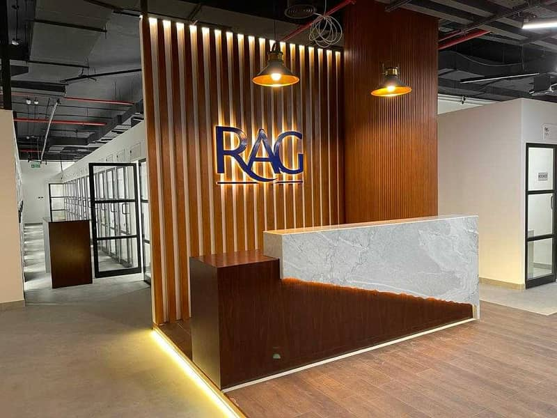 FLEXI OFFICE OPTIONS @ 8000 AED ONLY