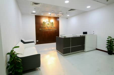 Office for Rent in Sheikh Zayed Road, Dubai - LICENSE RENEWAL/YEARLY EJARI @ AED 2,950 WITH INSPECTION