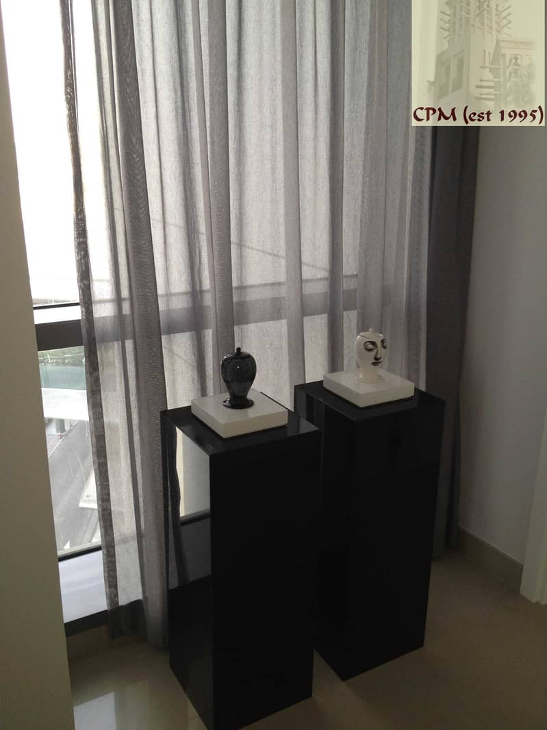 Corner Studio for rent AED 45,000/-  NO FEES Equipped Kitchen