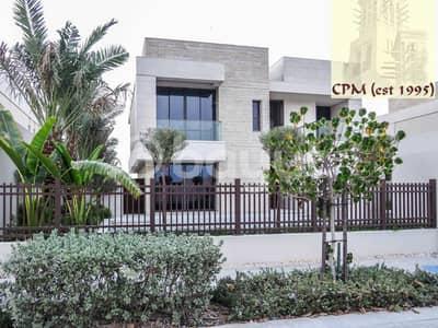فیلا 6 غرف نوم للايجار في جزيرة السعديات، أبوظبي - HIDD 5 BR Villa FOR SALE   : 9M  5BR  Type 6