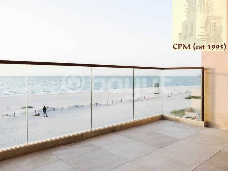 14 SALE : Stunning  TYPE 6 FIVE BR HIDD Villa - Water views + Private Pool -AED 9.900