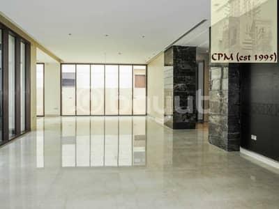 7 Bedroom Villa for Rent in Saadiyat Island, Abu Dhabi - Exclusive waterfront Type 4 villa for Sale 15.45M