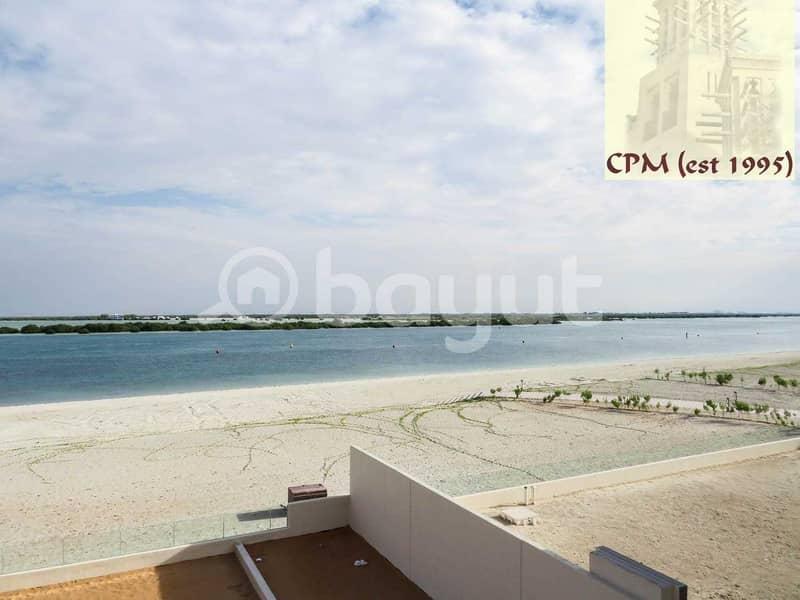 12 FOR SALE : 15.7M Exclusive Hidd Al Saadiyat Sea facing villa