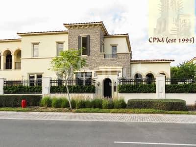 فیلا 5 غرف نوم للبيع في جزيرة السعديات، أبوظبي - Saadiyat Beach 5 Bedroom Executive villa for Rent AED 540