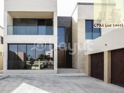 فیلا 7 غرف نوم للايجار في جزيرة السعديات، أبوظبي - Exclusive Hidd 6 bedroom  villa on the waterfront For rent at  AED 650