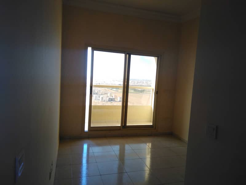 Open view brand new apartment for Rent in Goldcrest tower ,at 15000