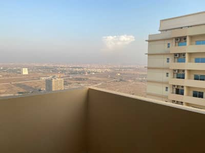 1 Bedroom Flat for Rent in Emirates City, Ajman - High floor open view spacious apartment available for renting in Lilies tower , Emirates city ,ajman