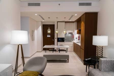 2 Bedroom Hotel Apartment for Rent in Al Garhoud, Dubai - Grand Mercure Hotel Apartments (near GGICO metro & Dubai Airport) | Free WiFi  | Covered Parking