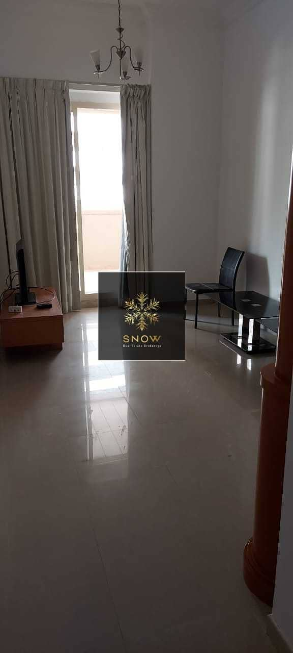 2 Chiller free 1BHK with massive balcony