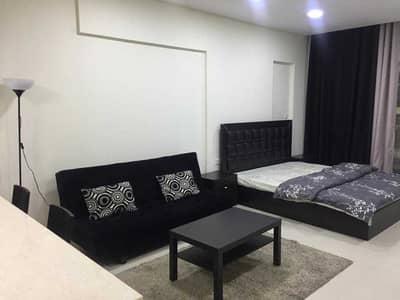 Studio for Rent in Al Warsan, Dubai - bed