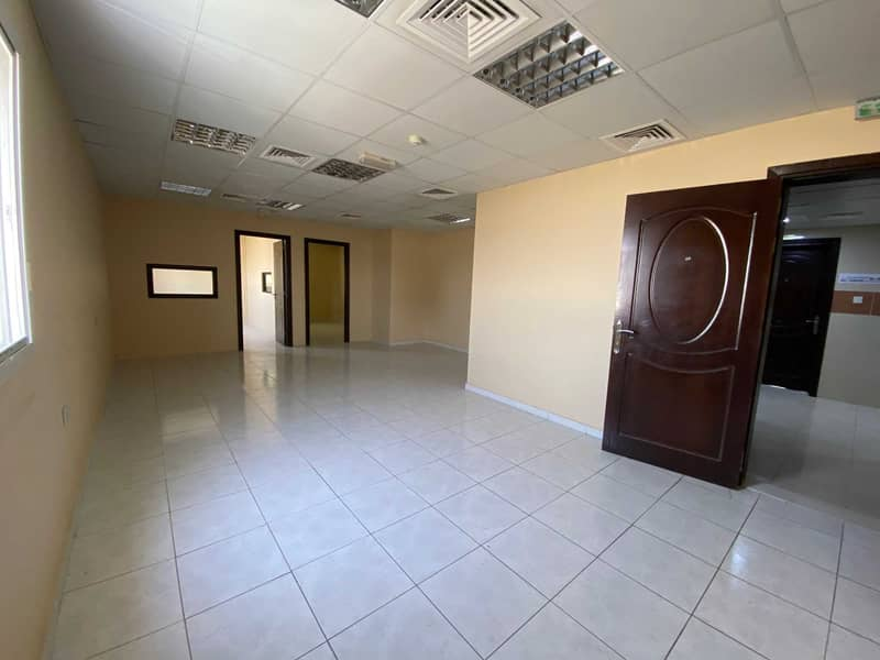 Office for rent - close to Sheikh Mohammed Bin Zayed Road towar