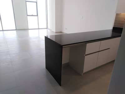 3 Bedroom Flat for Rent in Dubai South, Dubai - KITCHEN LIVING HALL FROM ENTRANCE