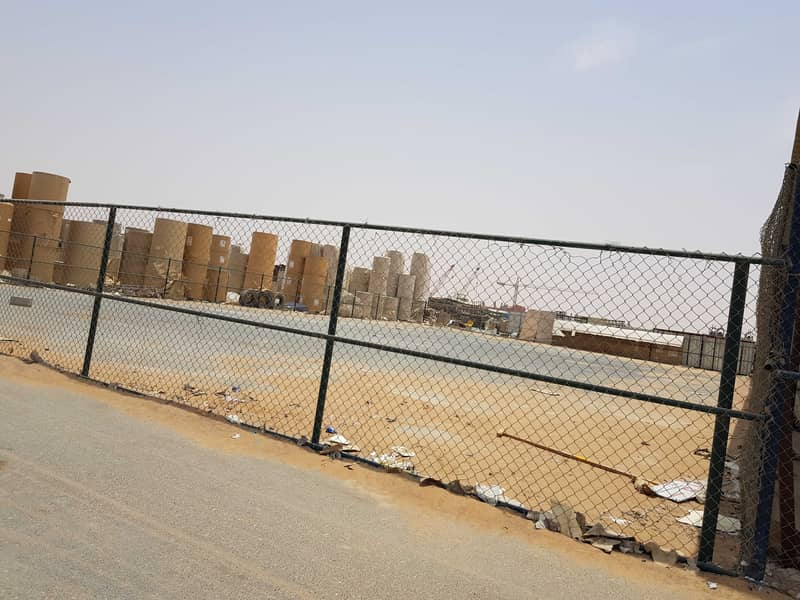 Direct From Owner Different Size Land with Security and Boundary 3 Dhs/Sqft
