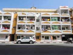 شقة في الحمریة بر دبي 1 غرف 38000 درهم - 4976523