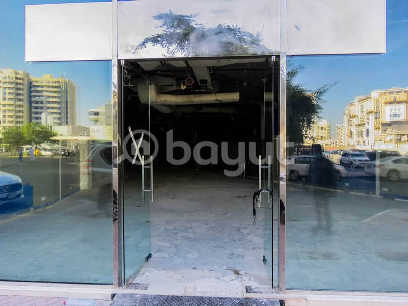0% Agency Fee Direct from Owner- Retail Space for Lease