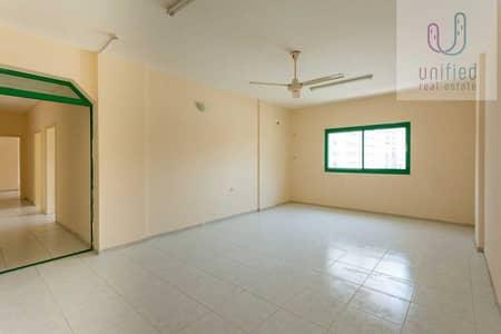 فلیٹ 3 غرف نوم للايجار في القاسمية، الشارقة - Limited Offer-2 Months Free- No Commission -Spacious 3 bd-Window Ac