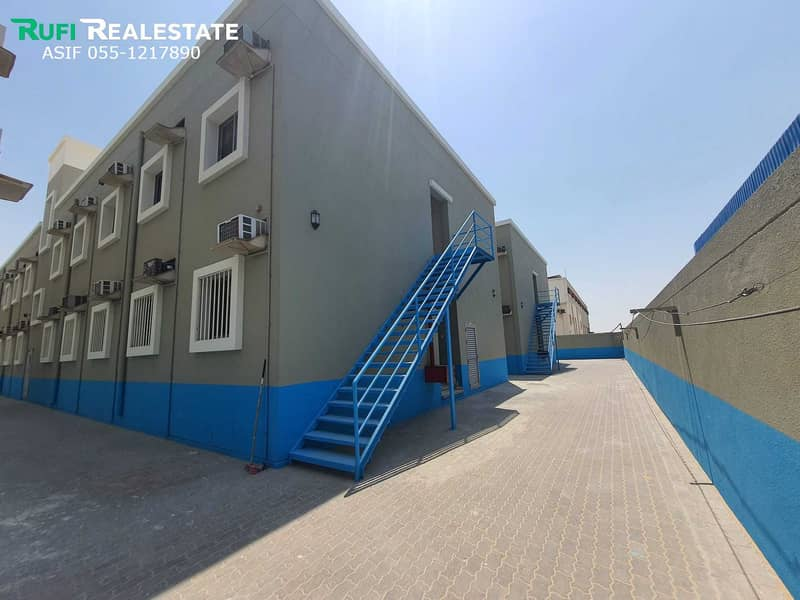 99 Rooms Labour Camp for Rent @ 1250/- Including