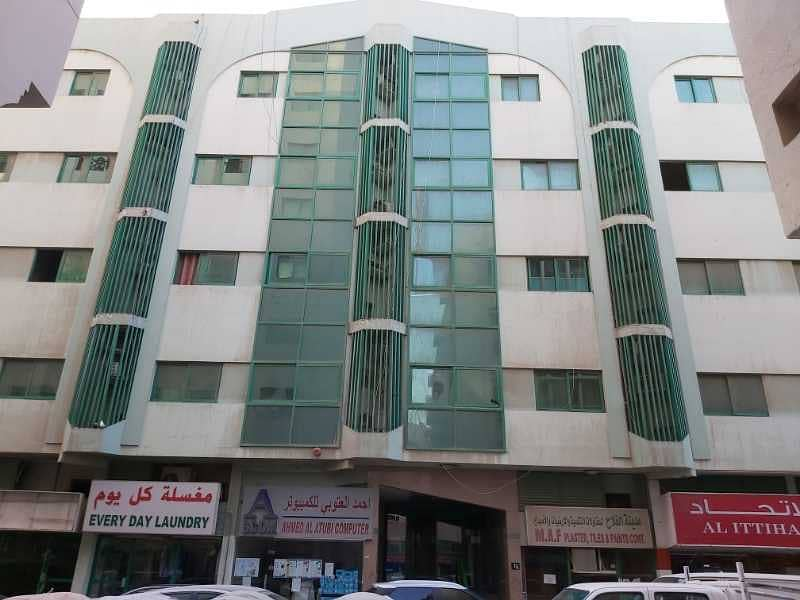 BUILDING FRONT VIEW