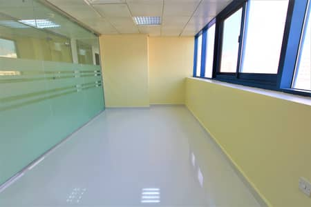 Office for Rent in Airport Street, Abu Dhabi - Easy and Convenient Office Space ]Discounted Rates