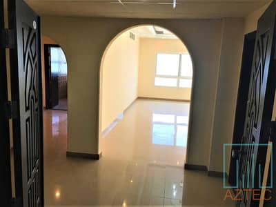 2 Bedroom Flat for Rent in Corniche Ajman, Ajman - Unique & Spacious 2BHK With Perfect City & Sea View