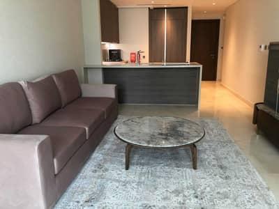 فلیٹ 2 غرفة نوم للايجار في أبراج بحيرات الجميرا، دبي - Partial Lake