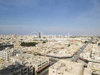 3 Bedroom Flat for Rent in Abu Shagara, Sharjah - 3BHK - BEHIND MEGAMALL - FLOWER TOWER - BUDANIQ
