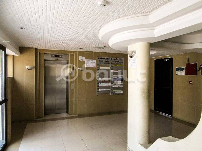 NO COMMISSION- DIRECT FROM LANDLORD- AUTO CENTRE BUILDING PORT SAAED DEIRA