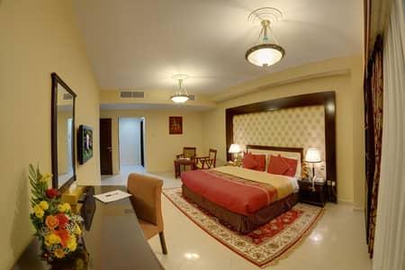 3 Bedroom Hotel Apartment for Rent in Deira, Dubai - ROOMS