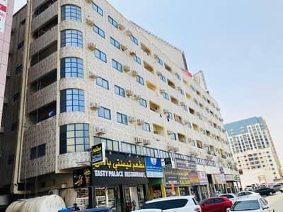 فلیٹ 2 غرفة نوم للايجار في عجمان الصناعية، عجمان - Al Asriya Office Building