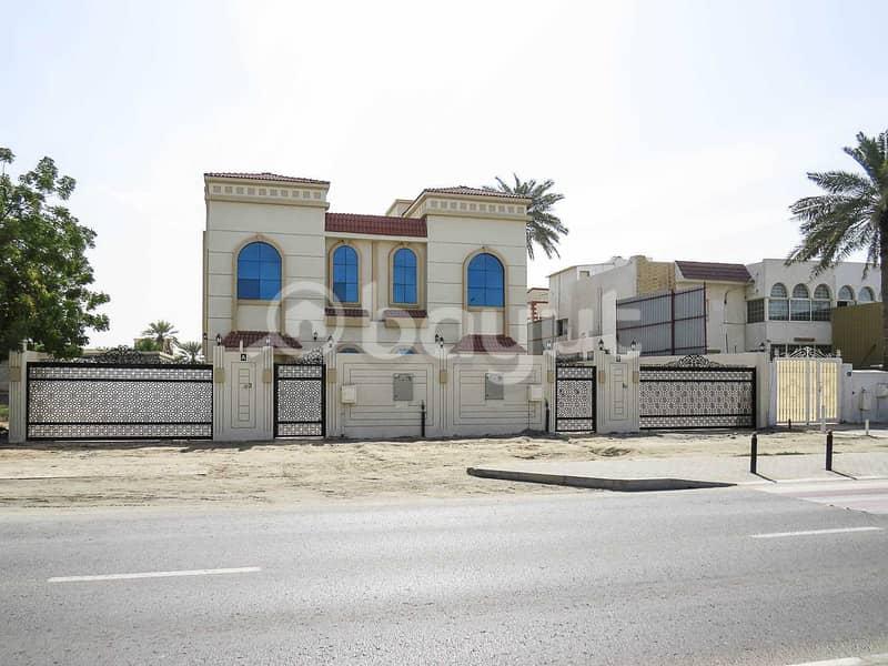 VILLA DUPLEX FOR SALE IN AL GHAFIA