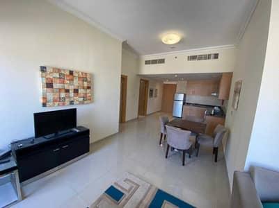 فلیٹ 1 غرفة نوم للايجار في أرجان، دبي - specious 1BKH   3 Balcony with full sunlights