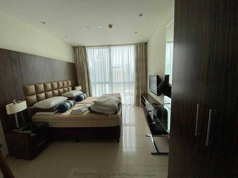 شقة فندقية في برج بونينغتون مجمع J أبراج بحيرات الجميرا 1 غرف 880000 درهم - 5188413