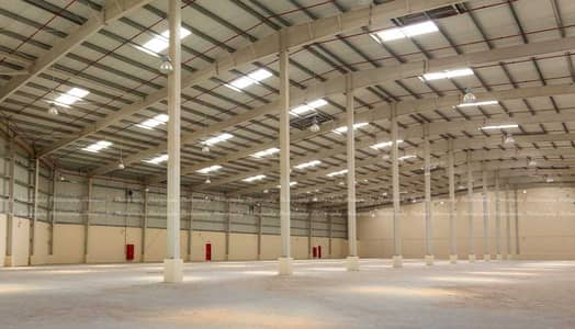 Warehouse for Rent in Emirates Modern Industrial Area, Umm Al Quwain - For rent in the new industrial area in Umm Al Quwain
