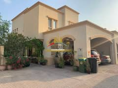 Beautiful Villa for Rent in Springs 12 TYPE 3E with full Lake view and Garden