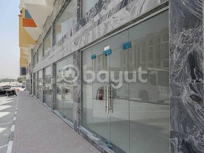 Shop for Rent in Al Mowaihat, Ajman - Shop for Rent in Brand new Luxury Building  in Al Mowaihat 3, Ajman