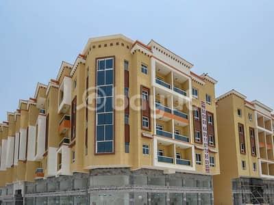 فلیٹ 1 غرفة نوم للايجار في المويهات، عجمان - Double Lift