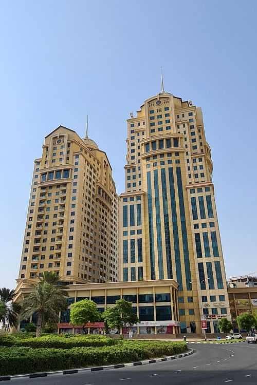 مکتب في أبراج القصر 2 أبراج القصر واحة دبي للسيليكون 800000 درهم - 5217538