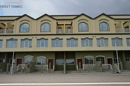 تاون هاوس 3 غرف نوم للبيع في عجمان أب تاون، عجمان - فرصة مذهلة للمستثمر لامتلاك تاون هاوس مؤجر 3 غرف نوم للبيع في عجمان أبتاون