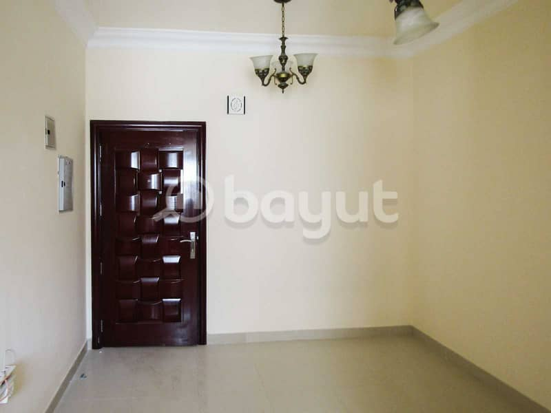 Spacious Studio available for Bachelors, Labour camp  and Company  in Muweillah Sharjah