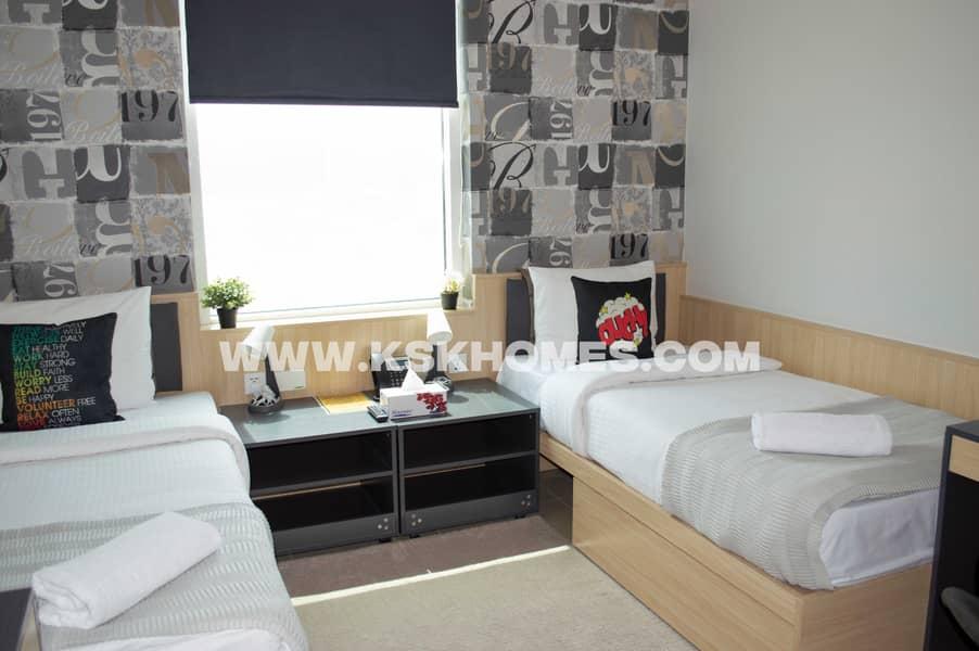 2 Twin Occupancy En-Suite Room