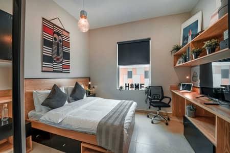 شقة فندقية  للايجار في المدينة الأكاديمية، دبي - Single Occupancy En-Suite Room