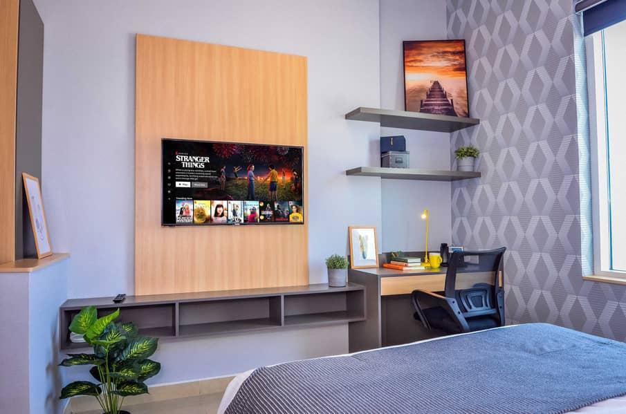 2 Single Occupancy En-Suite Room