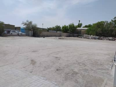 Industrial Land for Rent in Al Quoz, Dubai - HOT DEAL OPEN LAND DHS. 9 PER SQ. FT.